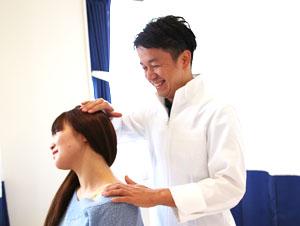 頚椎捻挫・頸椎損傷の検査写真
